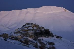 Castelluccio Febbraio 2010 - 18 Gradi di Temperatura #14