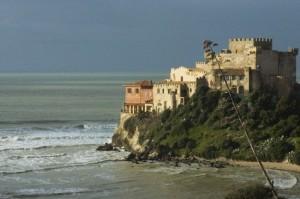 Butera (CL)-Castello di Falconara
