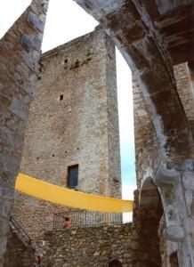 Resti del Castello di Succiano Frazione di acciano