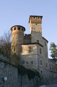 Il castello di Molare.