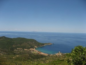 Isola del Giglio,Campese