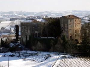 il castello di Burio…..