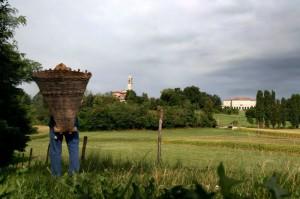 Panorama contadino
