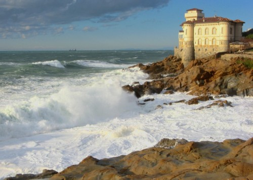 Livorno - Se dipingete, chiudete gli occhi e cantate (Picasso)