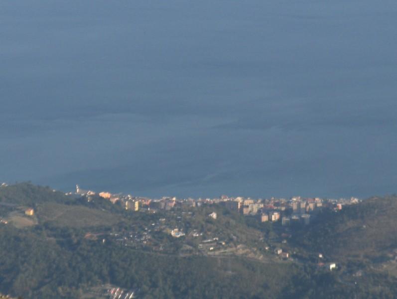 ''Cogoleto e il campanile sul mare'' - Cogoleto