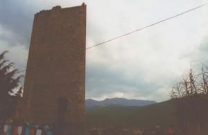 Torre Medievale di Beffi Comune di Acciano