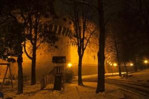 Era una notte buia e fredda….