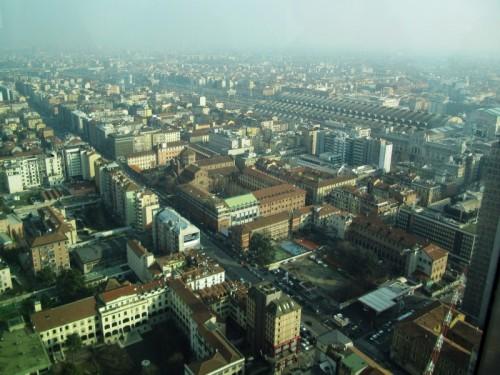 Milano - Verso la stazione Centrale