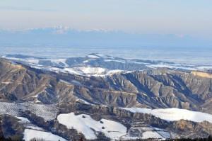 Le Alpi… viste dagli Appennini