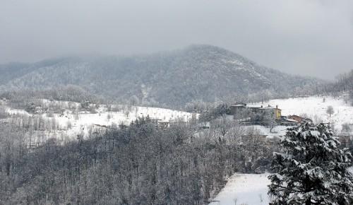Monte Marenzo - Nevicata