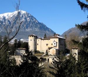 Il castello nel bosco