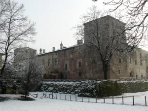 Neve al Castello Mediceo