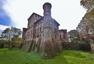 """""""controluce del castello di Piovera"""""""