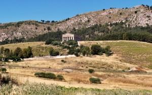 """Sito archeologico """" Tempio Dorico """""""