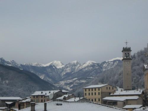 San Pietro Mussolino - La bellezza della neve