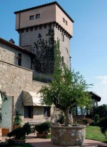 Castello di Poggio e il Relais il Canalicchio