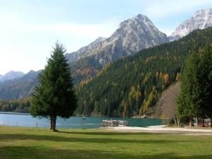 La sentinella del lago