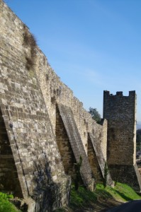 Bastioni della cinta muraria di Firenze