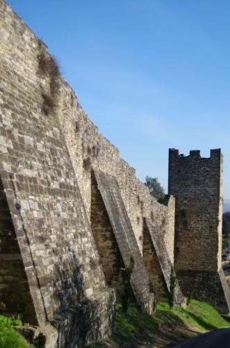 Firenze - Bastioni della cinta muraria di Firenze
