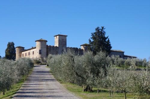 San Casciano in Val di Pesa - CASTELLO DI GABBIANO