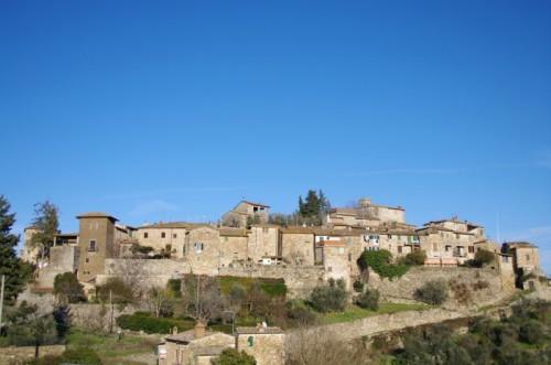 Greve in Chianti - Castello di Montefioralle