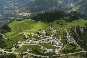 Saint-Nicolas - dall'alto