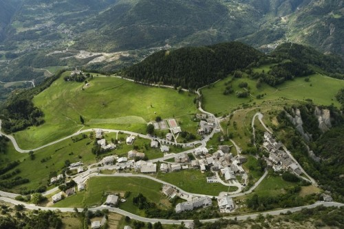 Saint-Nicolas - Saint-Nicolas - dall'alto