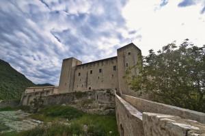 """""""la Rocca del Cardinale Albornoz"""""""