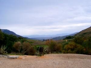 Vista dal Parco Archeologico 2