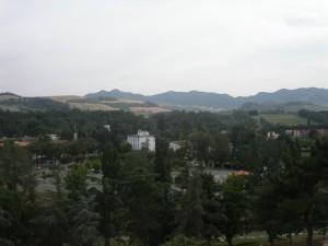 E lo sguardo vaga…su Riolo Terme