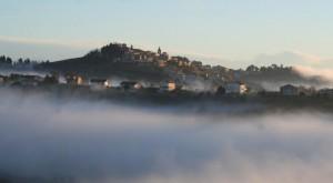 spoltore senza nebbia