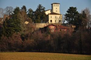 Castello di Colloredo veduta laterale