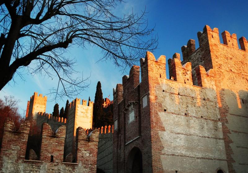 ''Il Castello di Soave'' - Soave