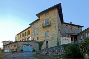 Il Castello Visconti di Chiuduno