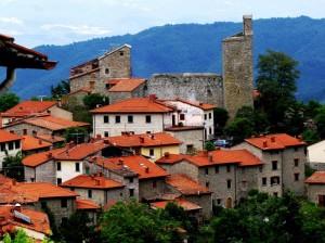 il borgo del Castello
