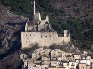 La rocca sul borgo