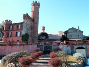 Castello molto colorato