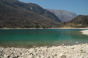 Il lago di Tenno