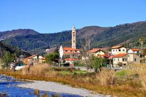 San Bartolomeo: frazione di Andora