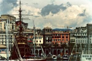 Genova, fascino di altri tempi
