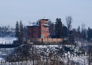 Inverno al Castello di Valmanera