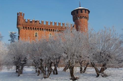 Torino - Nevicata contemporanea