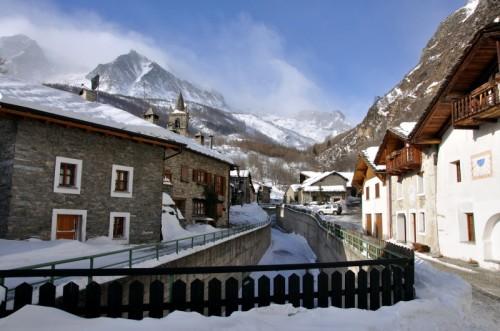 Moncenisio - Sulle Alpi