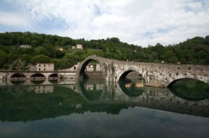 Borgo a Mozzano - Il Ponte della Maddalena