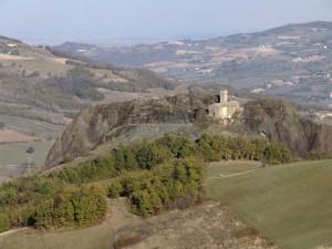Pietra Perduca, val Trebbia, Emilia Romagna
