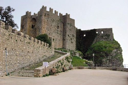 """Erice - """"al castello di venere"""""""