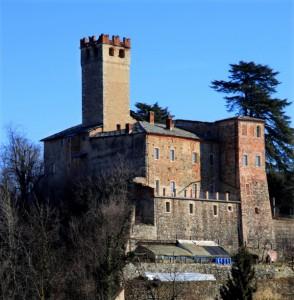 Castello sobrio