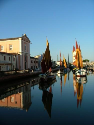 Cesenatico - museo galleggiante