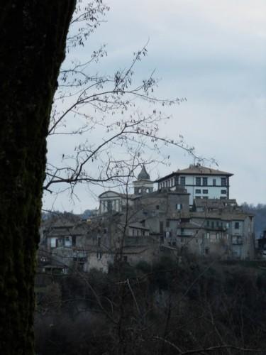 Gradoli - Panorama centro storico.