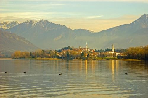 Bosisio Parini - Lungo lago di Bosisio Parini
